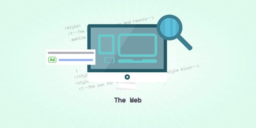 the web icon